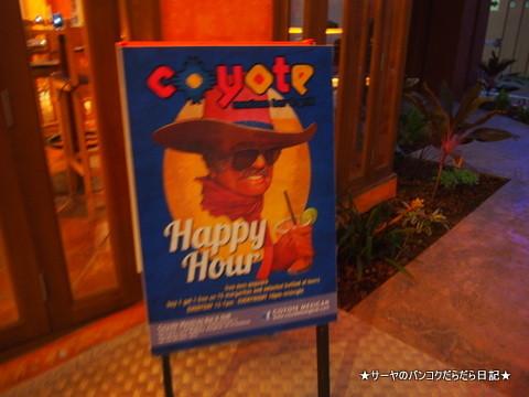 COYOTE コヨーテ メキシカン bangkok バンコク