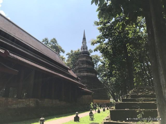 ワットプラタットチェディルアン チェンセーン 有名 寺 (5)