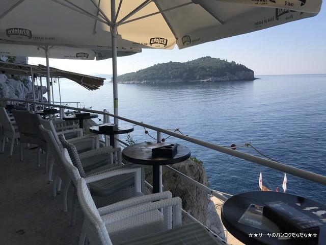 Buza Bar ドゥブロヴニク 海沿い Bar