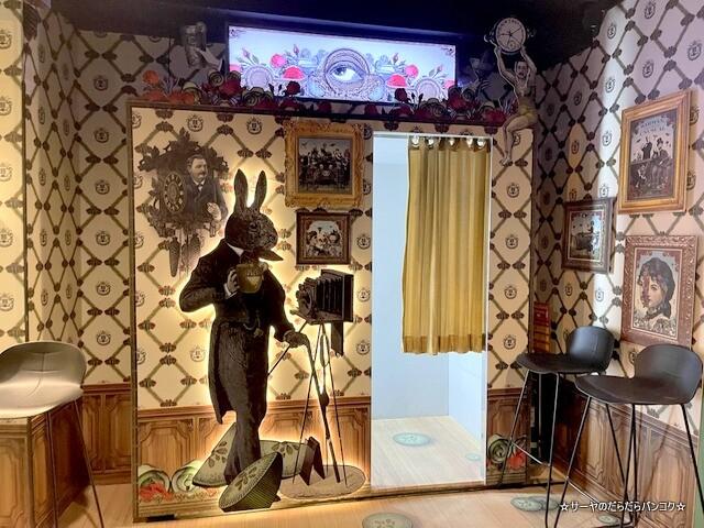 #FindThePhotoBooth バンコク お洒落 バー 隠れ家 (1)
