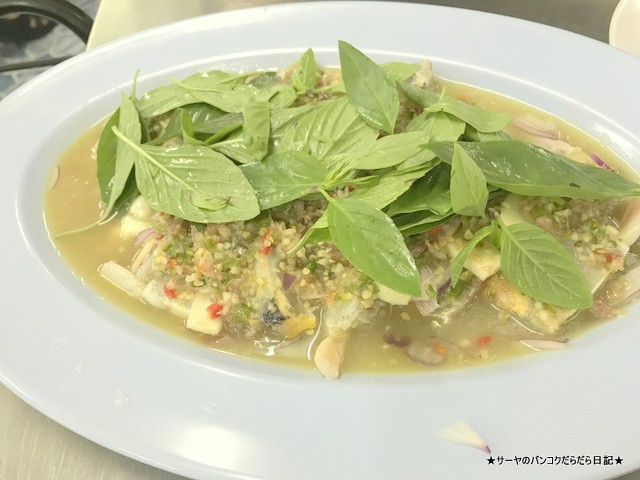 Soei Restaurant タイ料理 バンコク 隠れ家 プードーン 蟹
