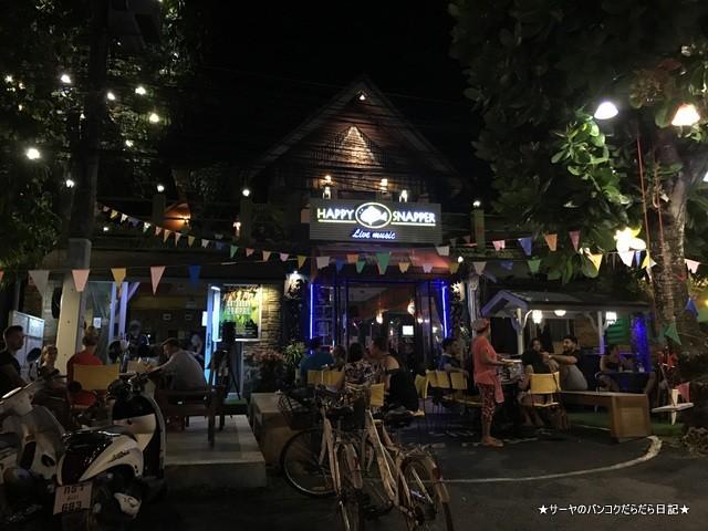 44 Happy Snapper Khao Lak カオラック 夜遊び (3)