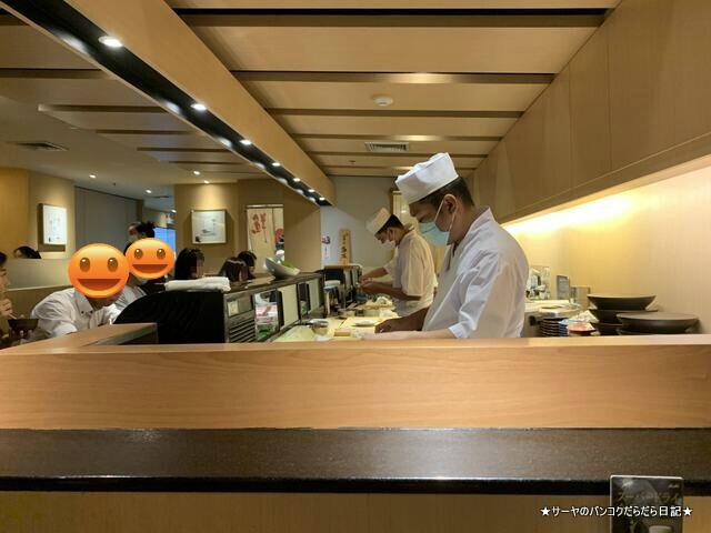 バンコク 鮨凜 寿司 バンコク