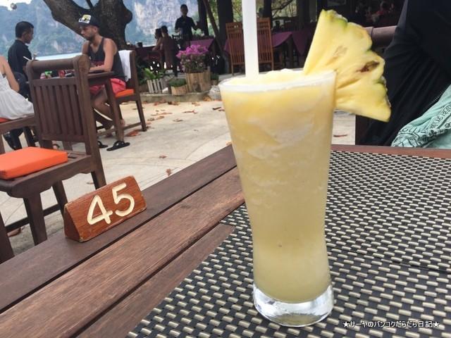 クラビ タイ Krabi 秘境 ランチ レストラン (1)