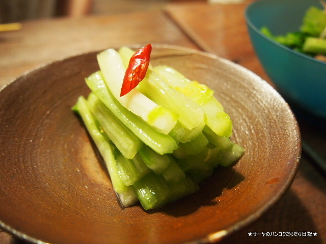 小料理 手 バンコク タイ 日本料理 美味しい