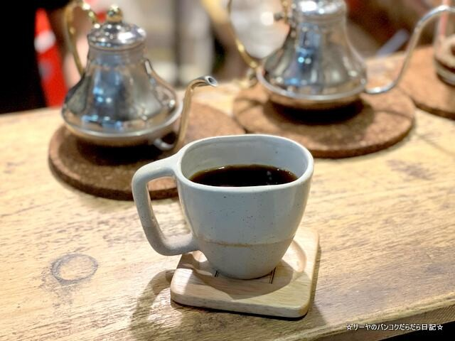 koko drip coffee JJ market バンコク コーヒー (5)
