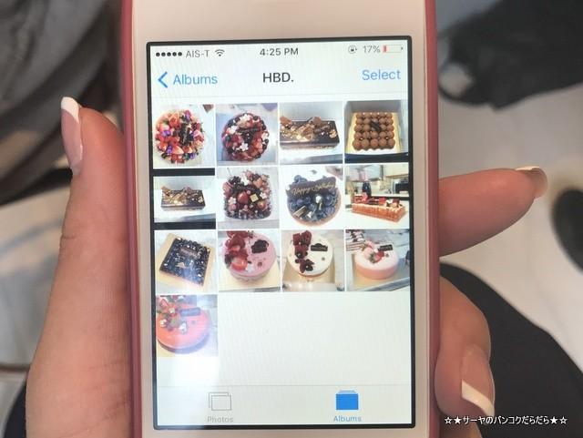 PARIS MIKKI バンコク カフェ ケーキ フレンチ菓子 (10)