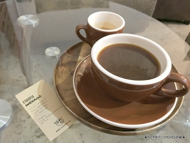 Phil Coffee Company エカマイ カフェ cafe bangkok (7)