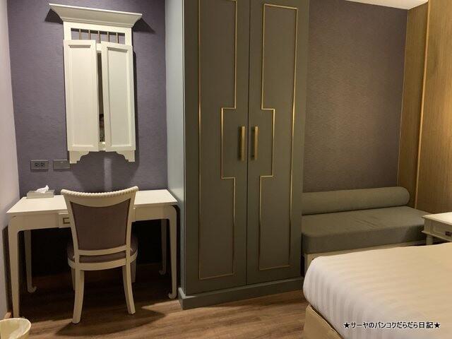 Royal Rattanakosin Hotel ロイヤルホテル バンコク (12)