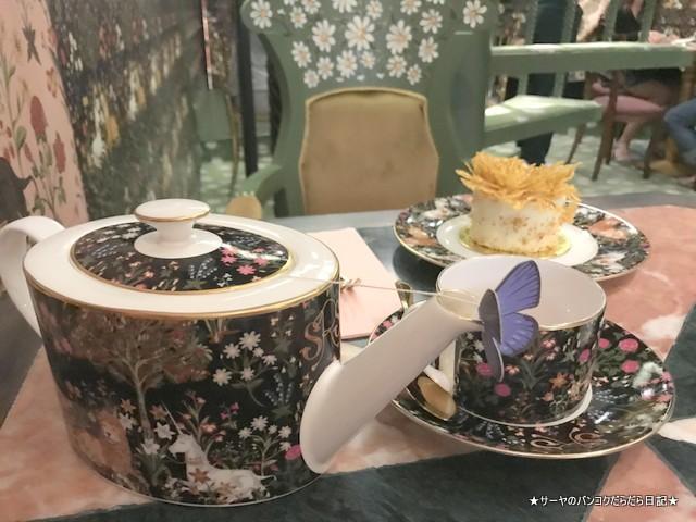bangkokcafe Sretsis Parlour スレトシス special tea
