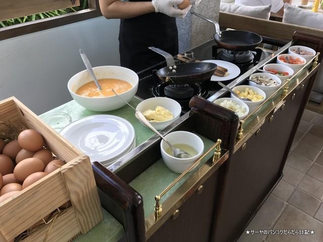 CELES SAMUI 朝食 サムイ 五つ星 ホテル (4)