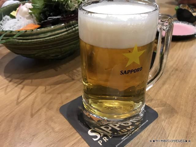 喜多郎寿し kitarosushi バンコク 和食 日本料理 サッポロ