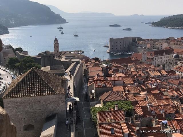 ドブロブニク城壁巡り wall Dubrovnik 魔女の宅急便 (26)
