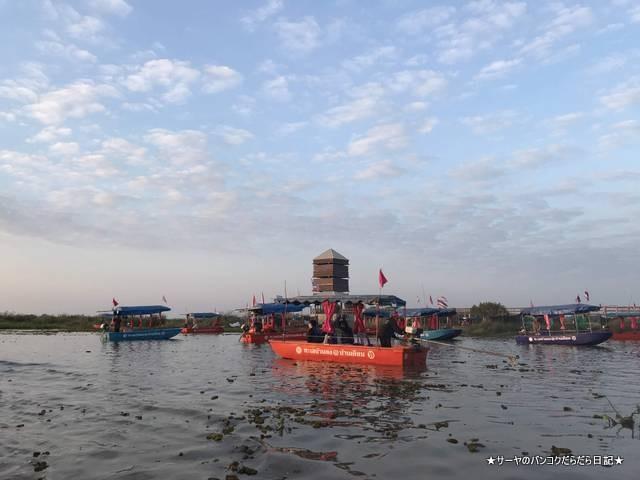 赤い蓮の池 Red Lotus Lake 絶景 2019 オススメ (7)