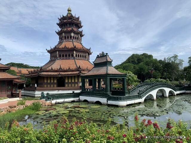 ムアンボラーン タイ旅行 サムットプラカーン