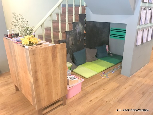 Steps with Theera ekkamai エカマイ カフェ バンコク (10)
