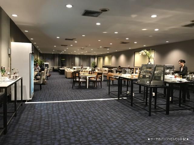 ドンムアン priority lounge ラウンジ don muang (2)