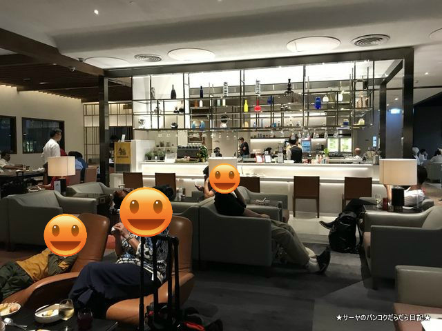 SilverKris Lounge バンコク スワナプーム