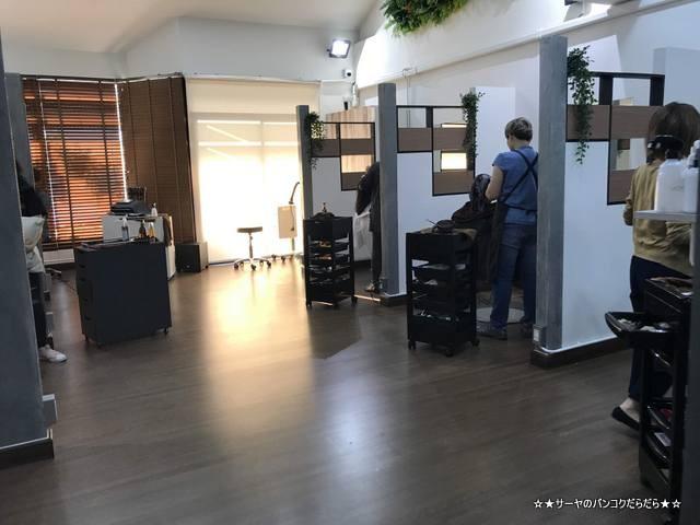 BELL otonagami salon バンコク 美容院 (1)