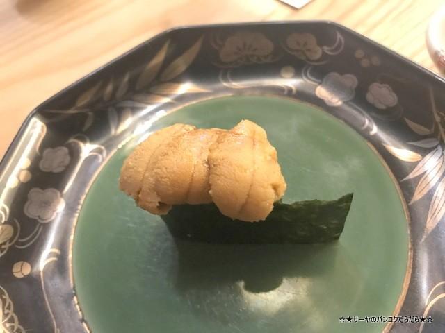 Sushimasato 鮨雅人 バンコク 寿司 予約必須 (28)