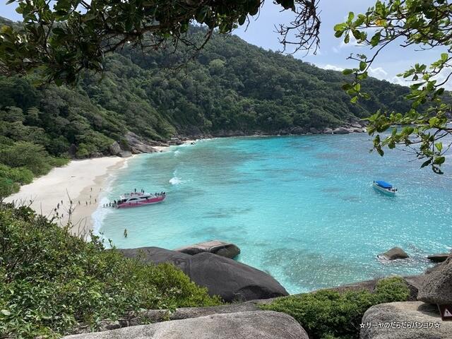 プーケット シミラン諸島ツアー タイ国内旅行 (23)