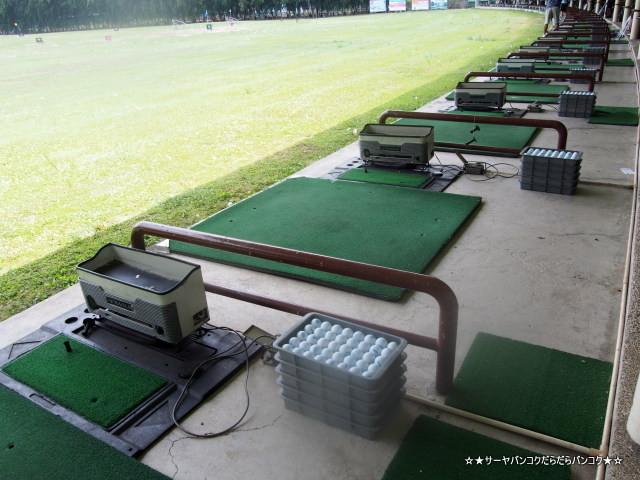 シーナカリン ゴルフ練習場 Srinakaring golf Club