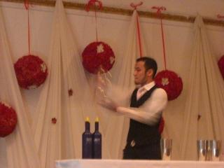 20091121 Qちゃんまいちゃん 結婚式 4