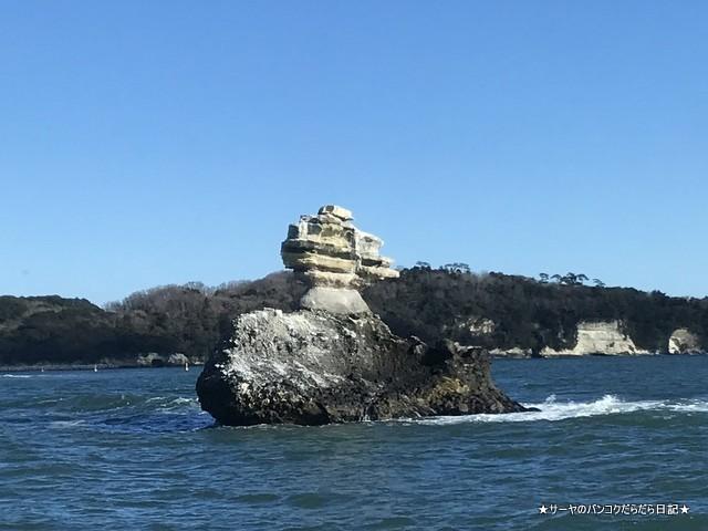 matsushima miyagi 松島クルーズ 芭蕉 東北旅行 (8)