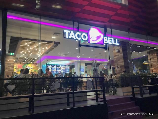 tacobell タコベル バンコク Bangkok (2)
