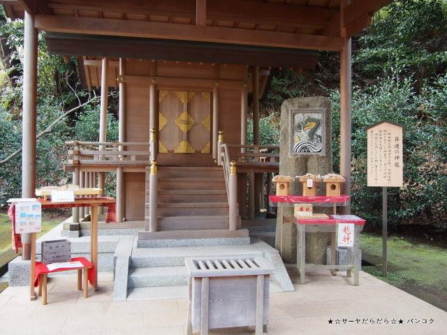 葛原岡神社(くずはらおかじんじゃ) kamakura