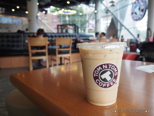 TOM N TOMS Coffee at The PHYLL, Sukhumvit 54