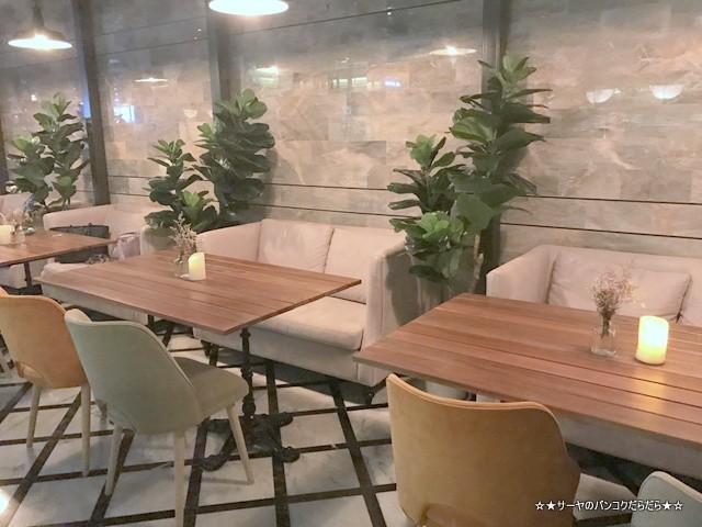 トンロー カフェ Bar Storia バンコク gourmet (8)