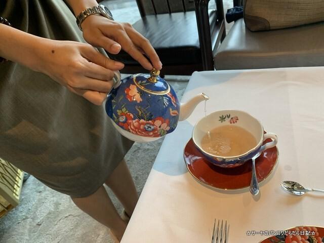 High Tea Capella Bangkok カペラバンコク アフタヌーンティ (10)