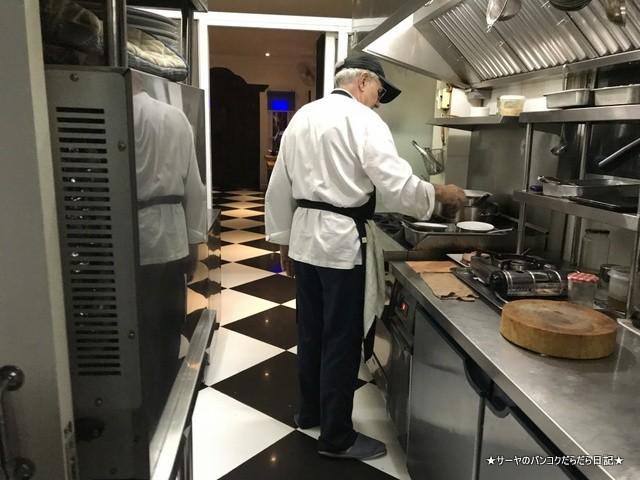 Chez Francois フレンチ サムイ 美味しい ディナー (15)