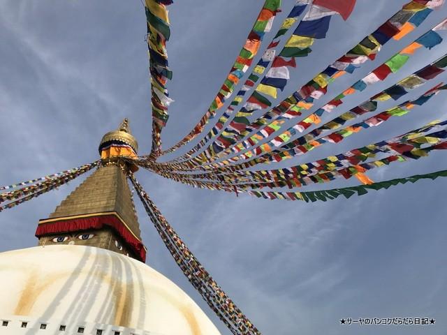 Boudhha Temple ボダナート ネパール 世界遺産 (19)