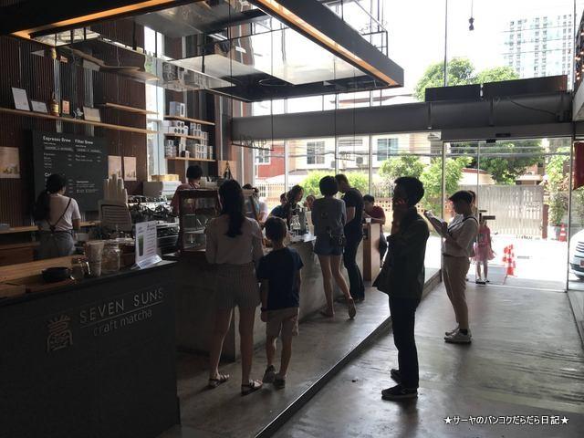 rootscoffee bangkokルーツコーヒー タイコーヒー カフェ (5)