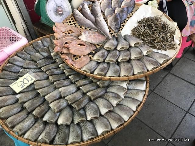 Sri Yan Market バンコクローカル 市場 DUSIT 旧市街 (13)