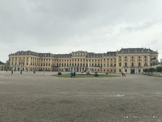 シェーンブルン宮殿 ウィーン バンコク生活 オーストリア (11)