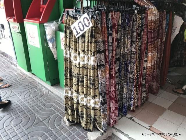 Klongsan Plaza バンコク ローカル 市場 トンブリー (1)
