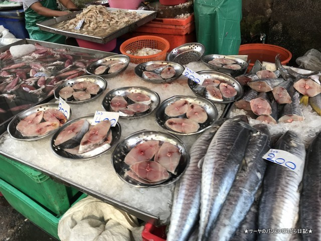 Trokmor Market バンコク 旧市街 オールドシティ 市場 (9)
