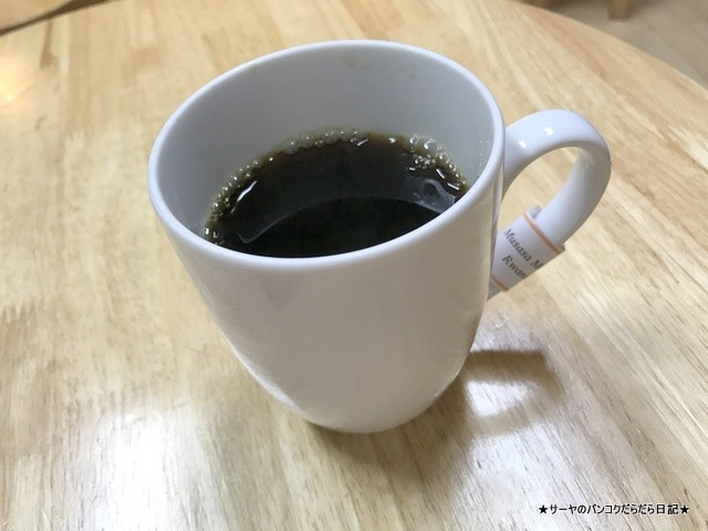 Ceresia Coffee Roasters バンコク 美味 コーヒー (5)