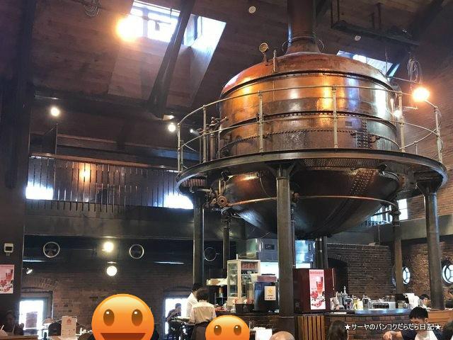 サーヤ 北海道旅行 SAPPORO BEER 札幌ビール園 レストラン
