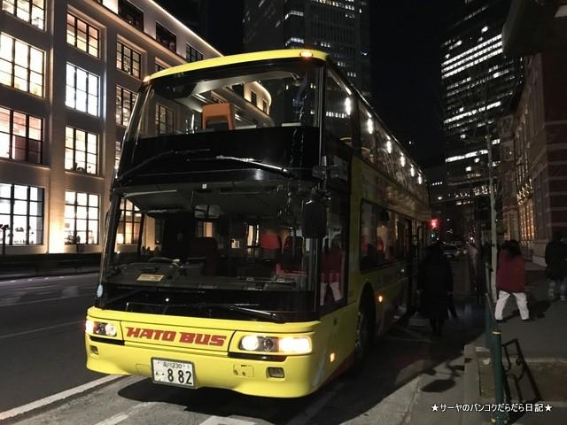 hatobus tour はとバスツアー TOKYO NIGHT (12)