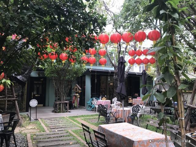 It Happened to be a Closet bangkok cafe garden