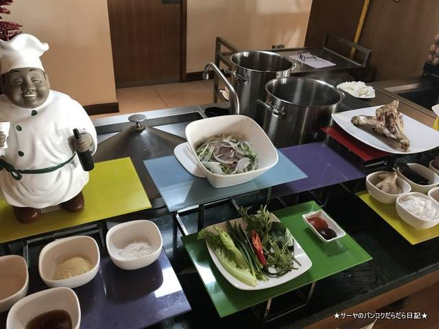 Palm Kitchen at Dusit Princess フーコック (12)