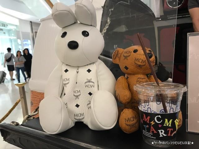 MCM CAFE バンコク ファッション ブランド (7)