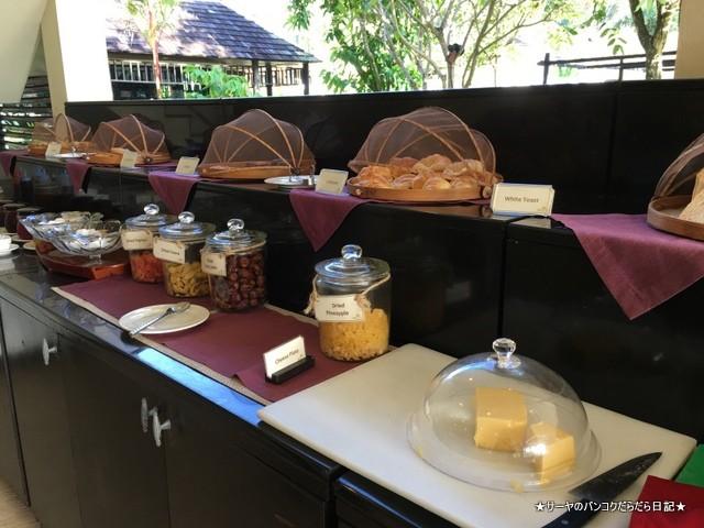 クラビ タイ Krabi 秘境 ホテル 朝食 (7)