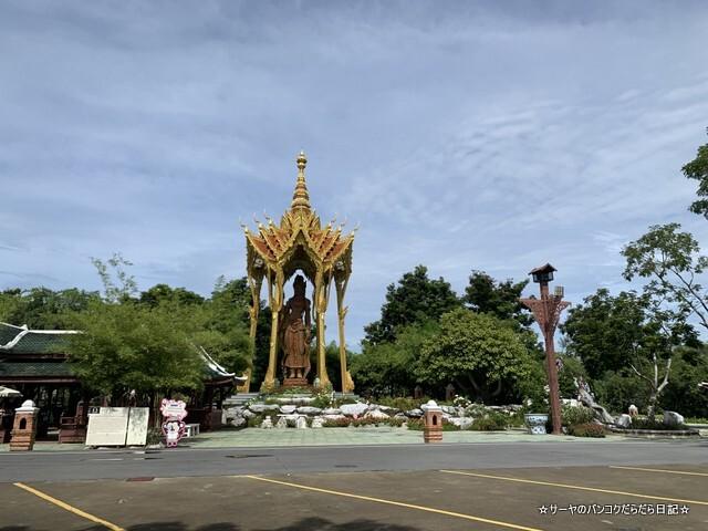 ムアンボラーン タイ旅行 サムットプラカーン (11)
