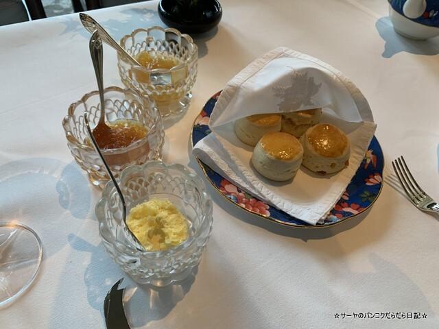 High Tea Capella Bangkok カペラバンコク アフタヌーンティ (19)