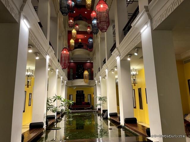 上海マンション Shianghai Mansion ヤワラー バンコク (2)